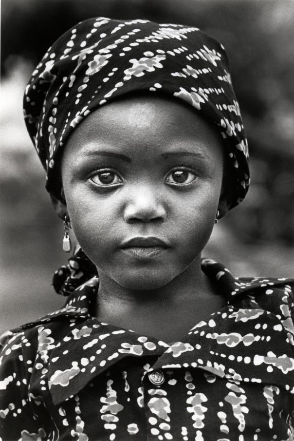 Girl from Tamale, Ghana
